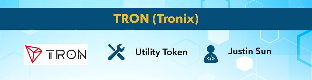 best cryptocurrency Tron