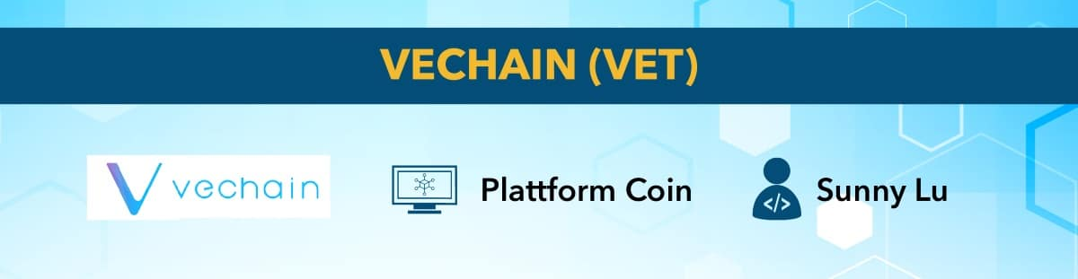 best cryptocurrency VeChain