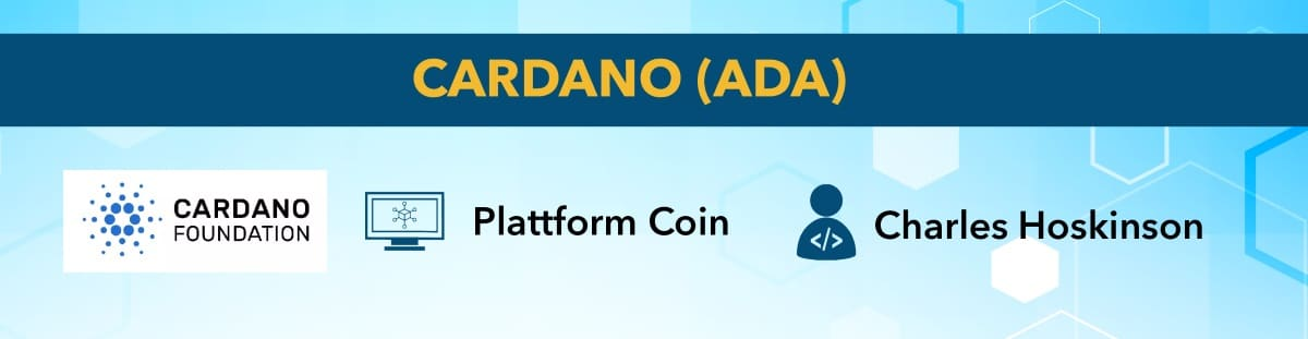 best cryptocurrency Cardano
