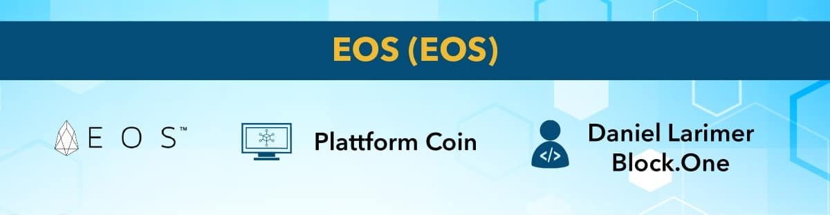 best cryptocurrency EOS