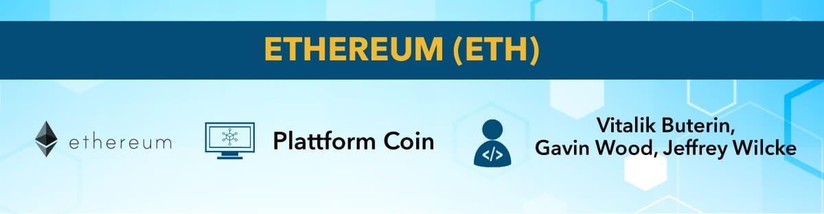 best cryptocurrency Ethereum