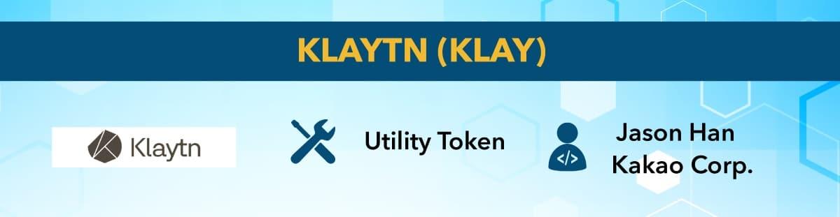best cryptocurrency Klaytn